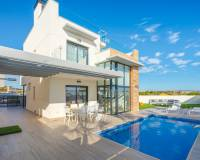 New build - Villa - Orihuela Costa - Cabo Roig