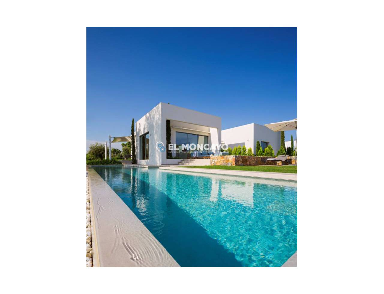 New build - Villa - Orihuela Costa
