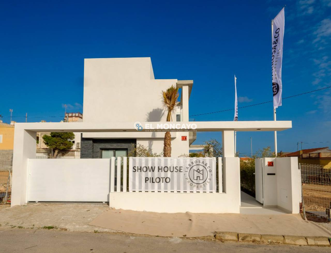 New build - Villa - Torrevieja - Alicante