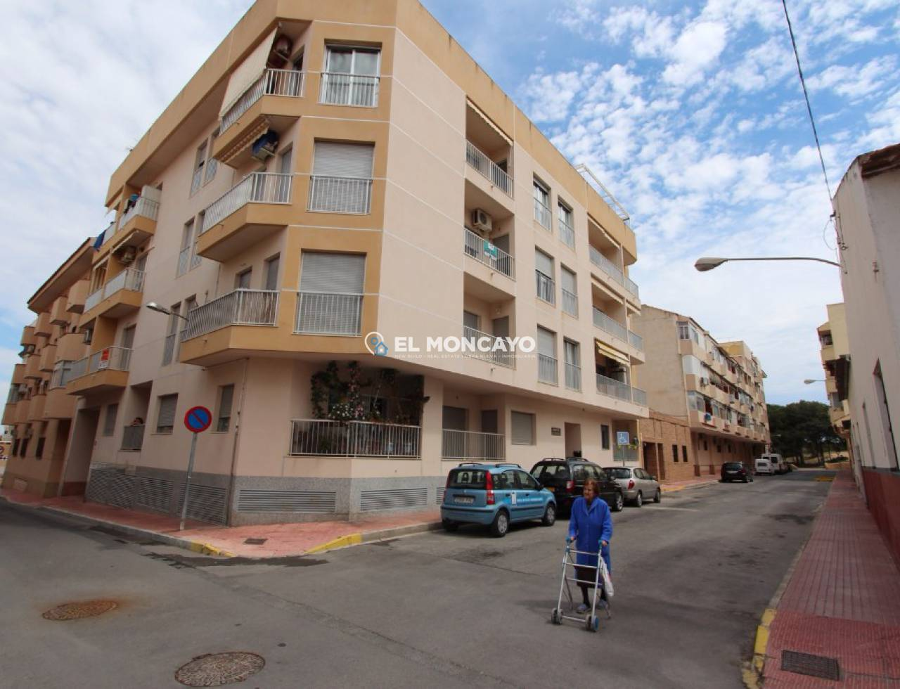 Nouvelle construction - Appartement - Guardamar del Segura - Centre