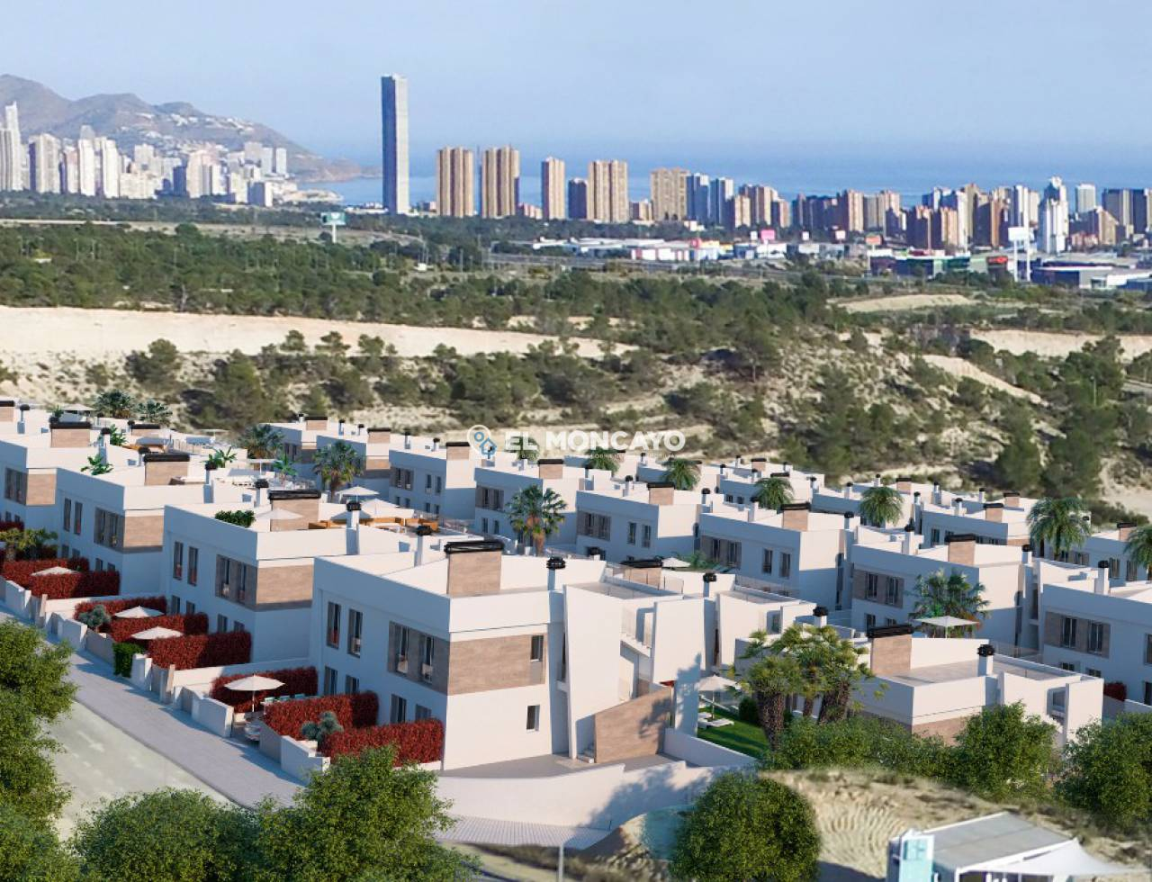 Nouvelle construction - Bungalow - Benidorm