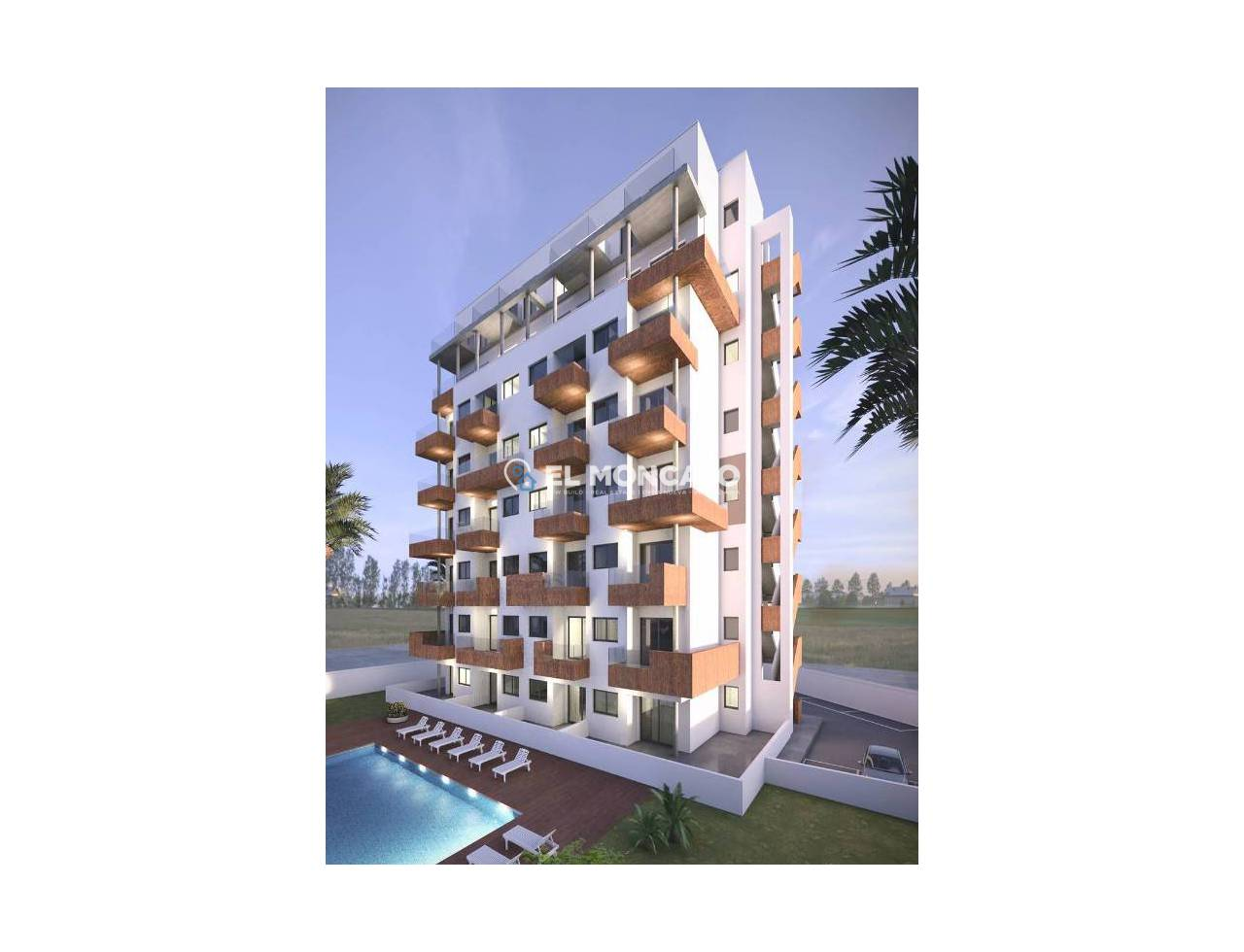 Nouvelle construction - Penthouse - Guardamar del Segura - SUP 7 - Port Sportif