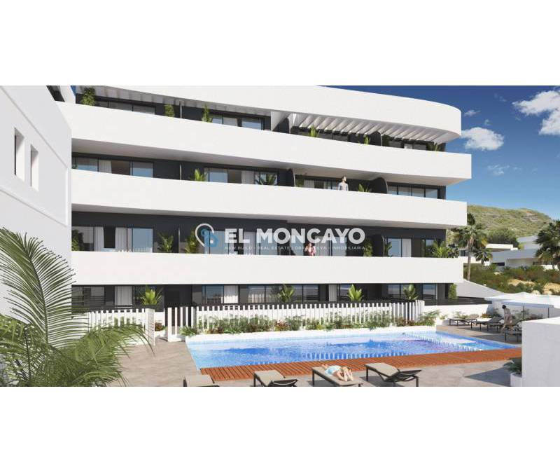 Penthouse - New build - Guardamar del Segura - Guardamar Hills