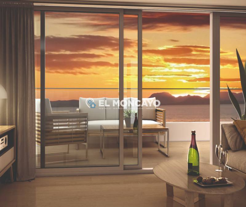 Penthouse - New build - La Manga del Mar Menor - La Manga del Mar Menor