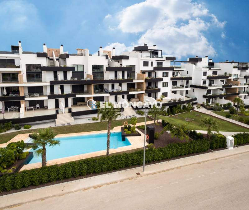 Penthouse - New build - Orihuela Costa - Los Dolses