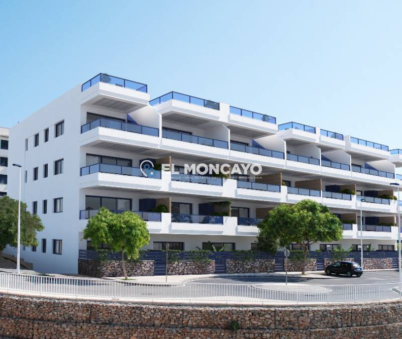 Penthouse - New build - Santa Pola - Santa Pola