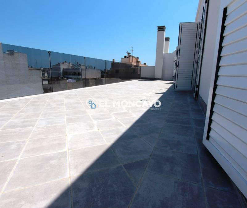 Penthouse - Nouvelle construction - Guardamar del Segura - Centre