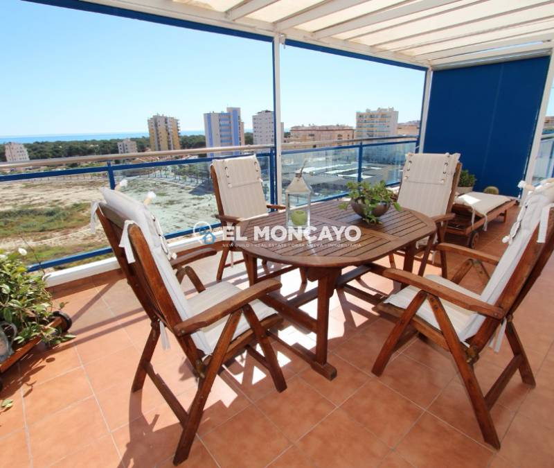 Penthouse - Sale - Guardamar del Segura - SUP 7 - Sports Port