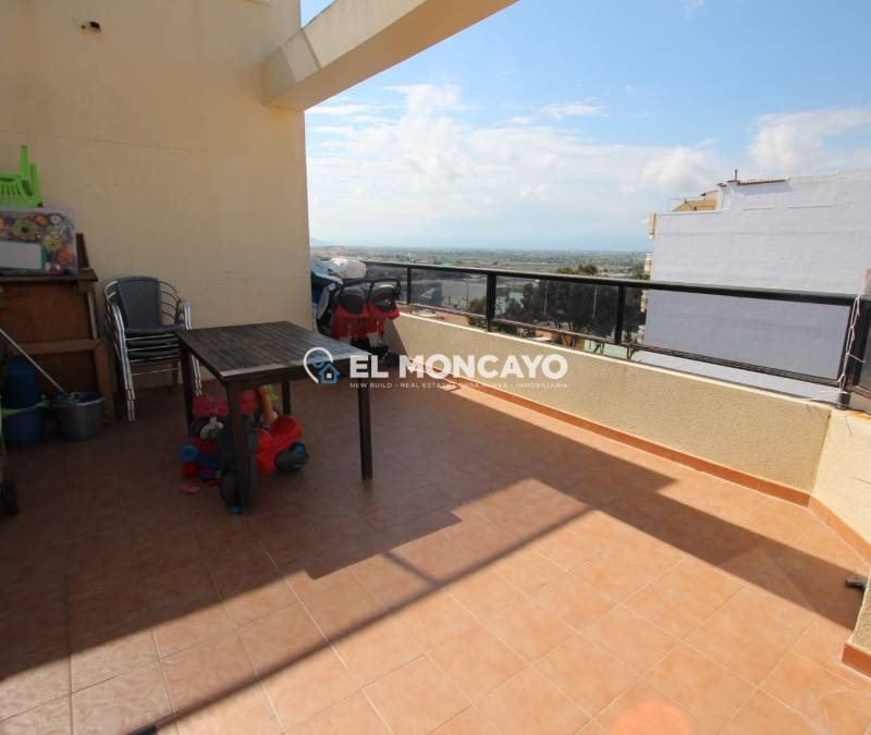 Penthouse - Wiederverkauf - Guardamar del Segura - Center