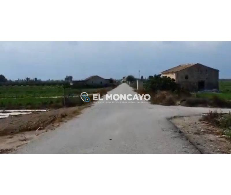 Plot - Verkoop - Guardamar del Segura - Campo de Guardamar