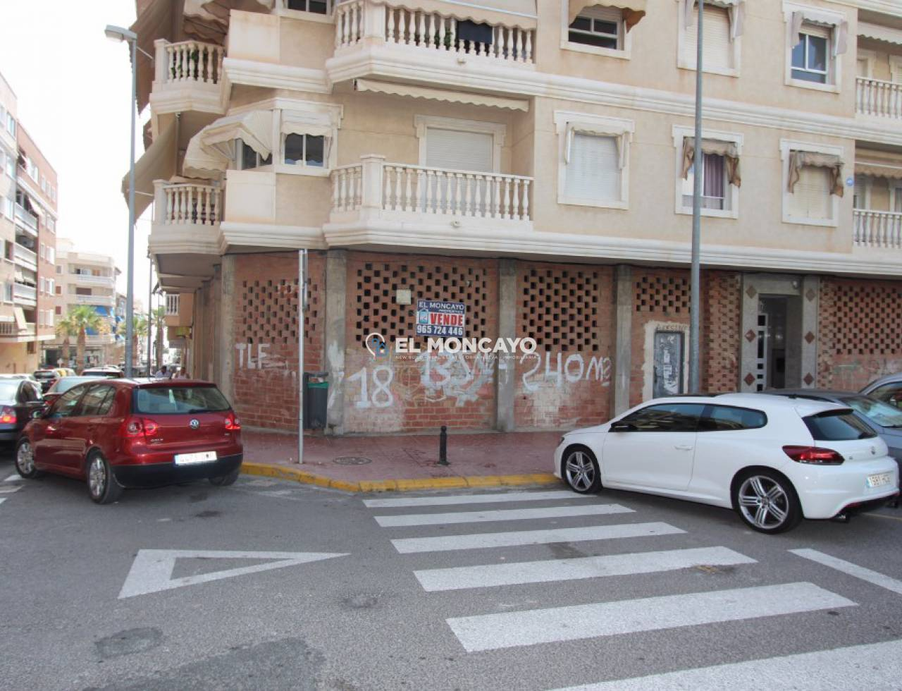 Reventa - Local comercial - Guardamar del Segura - Playa