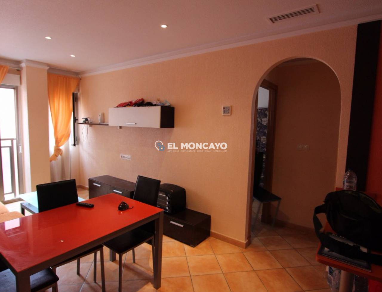 Apartment with pool jacuzzi and gym in formentera del