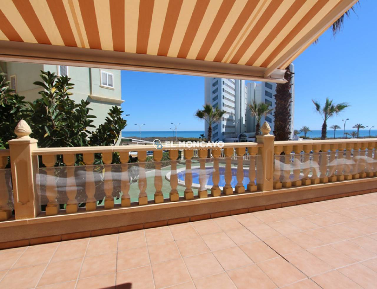 Sale - Apartment - Guardamar del Segura - Campomar Beach