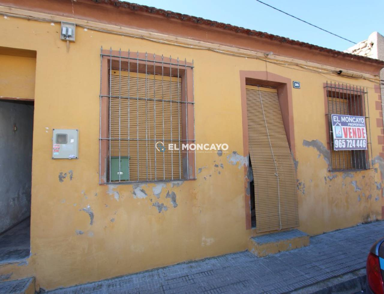 Sale - House ground floor - San Fulgencio