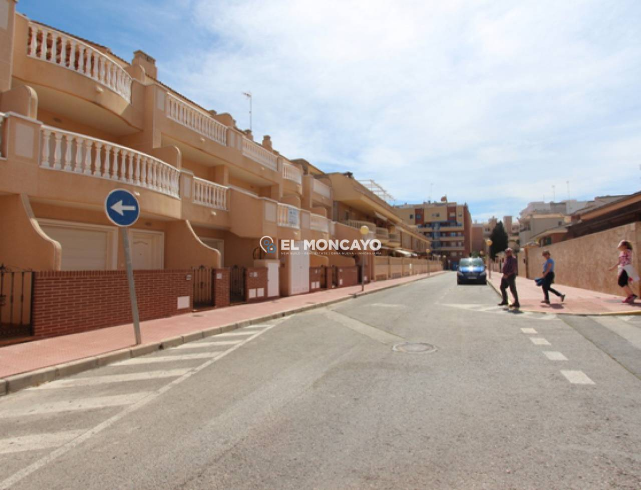 Sale - Town House - Guardamar del Segura - Center
