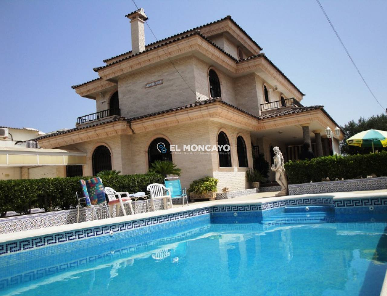 Sale - Villa - Elche - El Altet