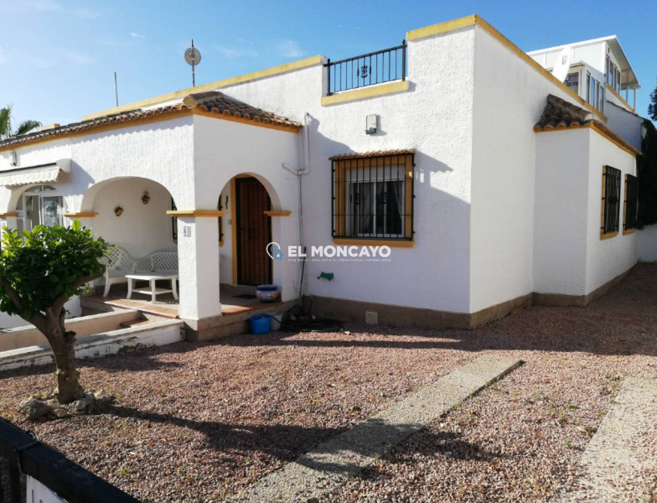 Semi Detached House - Sale - La Marina - La Marina, San Fulgencio
