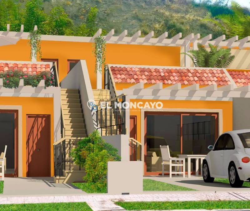 Town House - New build - Ciudad Quesada - Ciudad Quesada