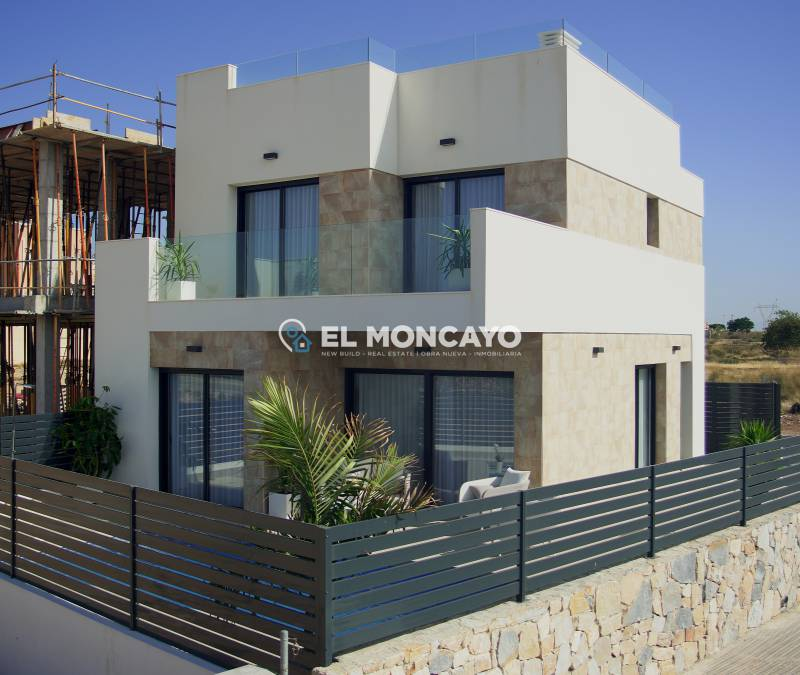 Town House - New build - Los Montesinos - Los Montesinos