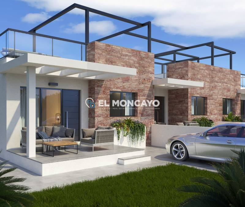 Town House - New build - Orihuela Costa - Mil Palmeras
