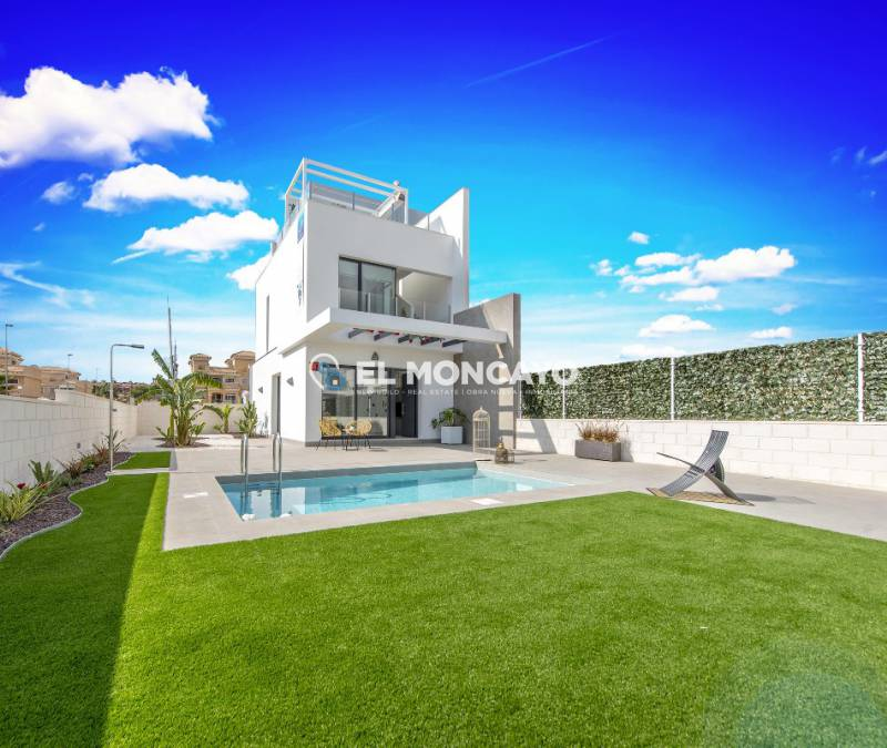 Town House - New build - Orihuela Costa - Orihuela Costa