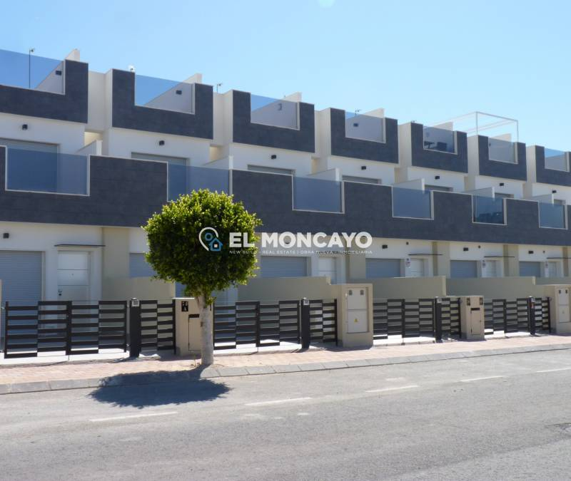 Town House - New build - Pilar de la Horadada - Torre de la Horadada