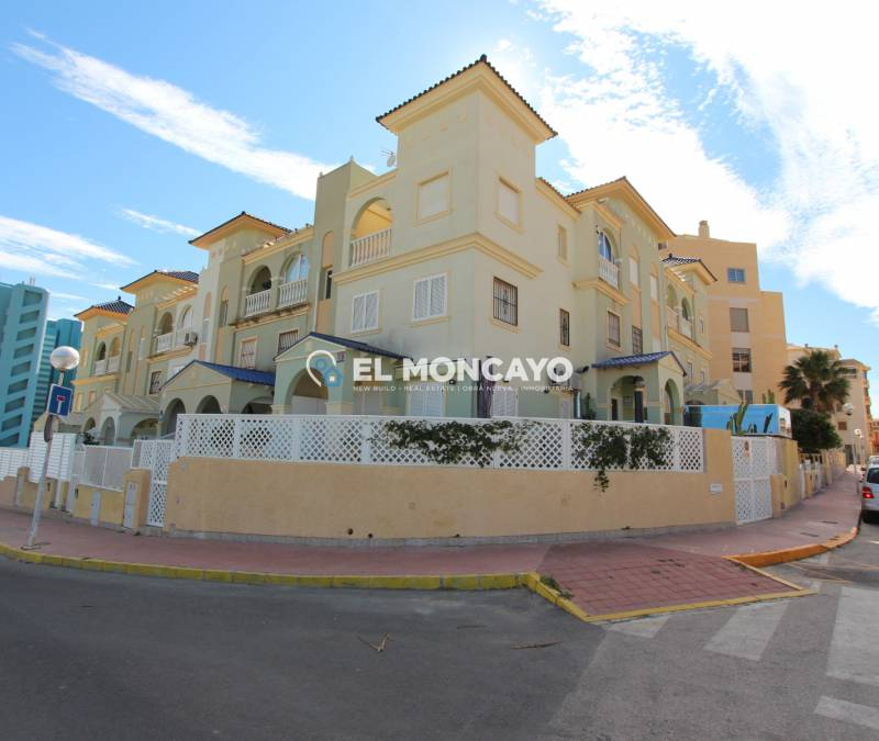 Town House - Sale - Guardamar del Segura - Campomar Beach