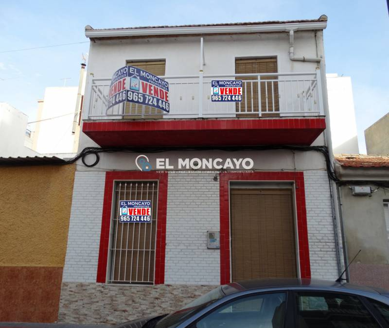 Town House - Sale - Guardamar del Segura - Center