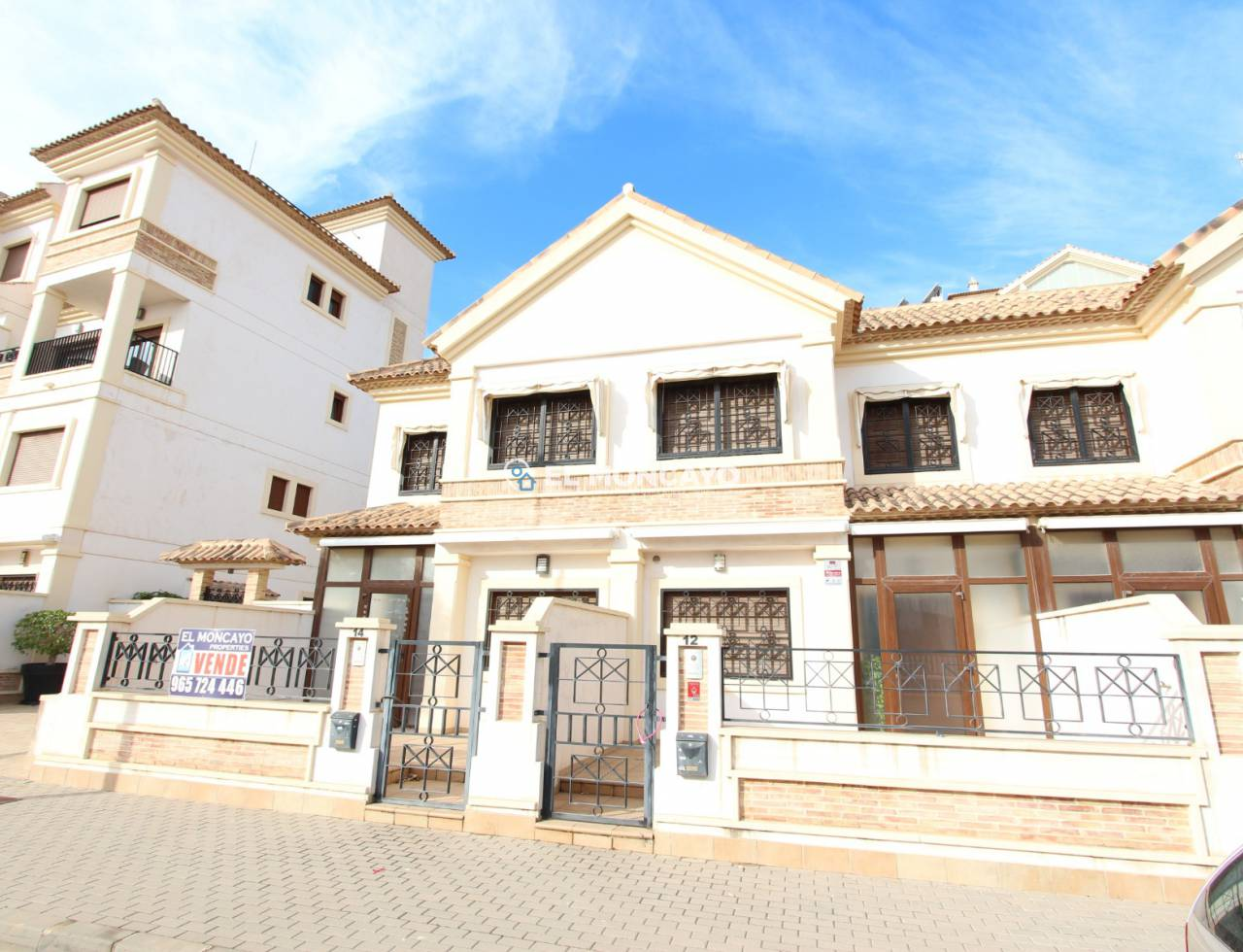 Town House - Sale - Guardamar del Segura - Guardamar Hills