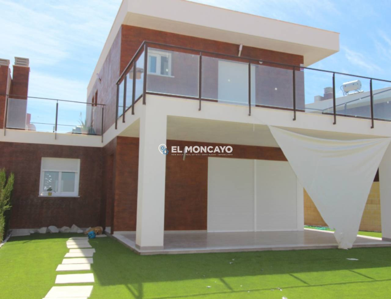 Villa in Gran Alacant - Santa Pola - Costa Blanca South 173(1)