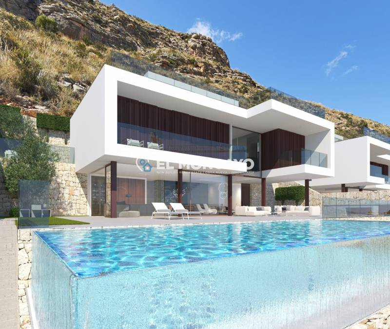 Villa - New build - Altea - Altea