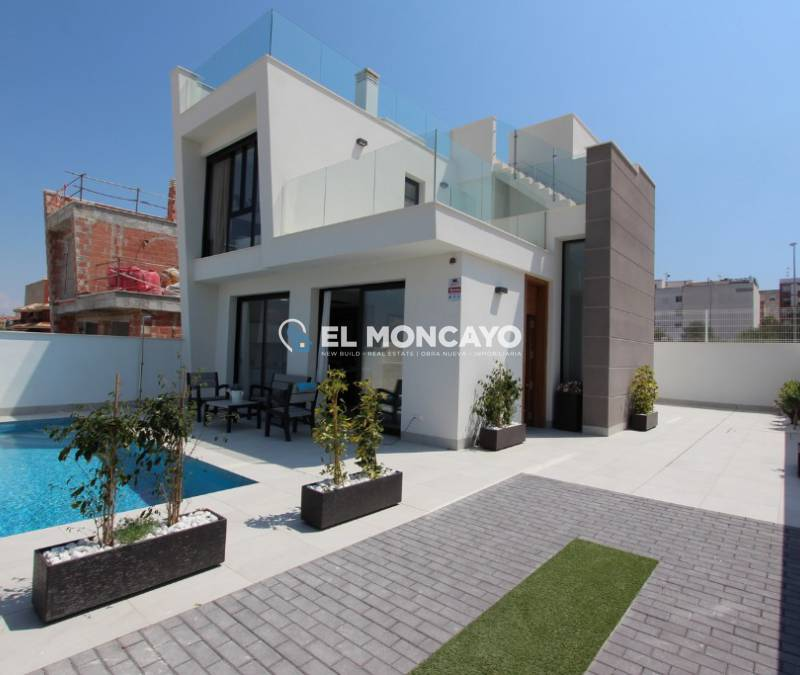 Villa - New build - Benijófar - Benijófar