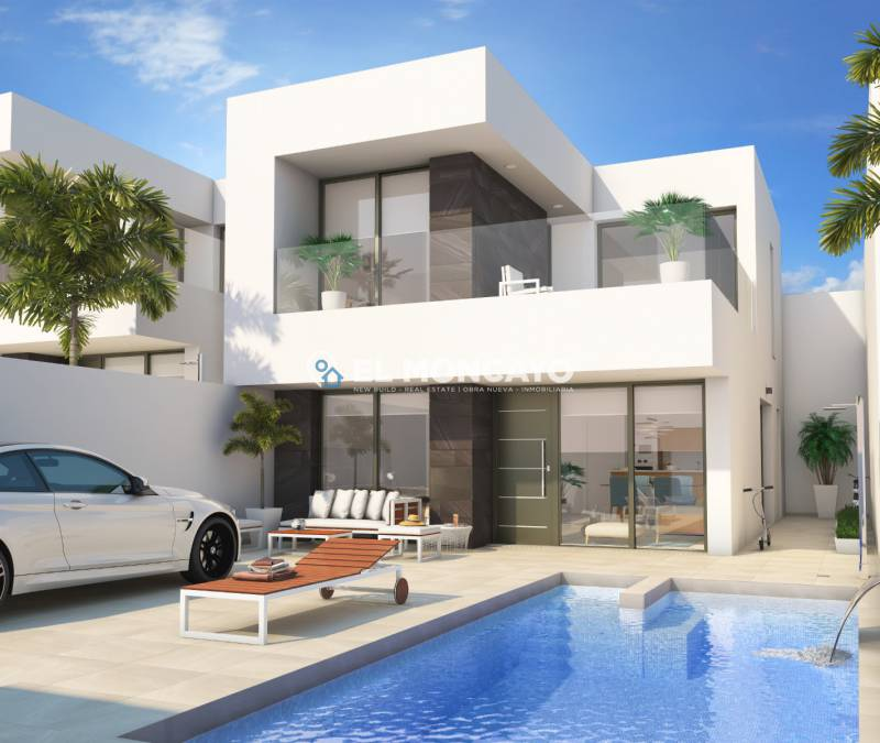 Villa - New build - Benijófar - Benimar