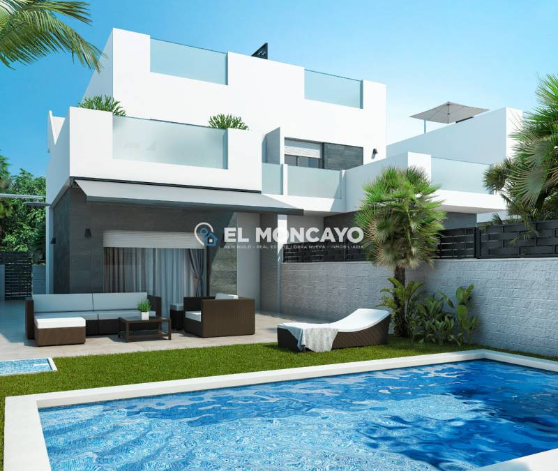 Villa - New build - Ciudad Quesada - Dona Pepa
