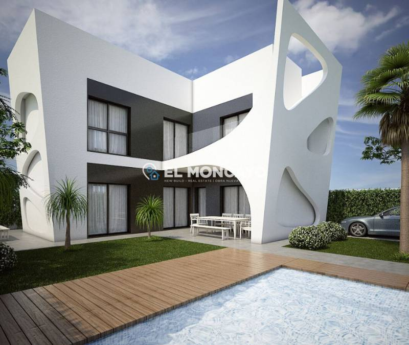 Villa - New build - Ciudad Quesada - Quesada