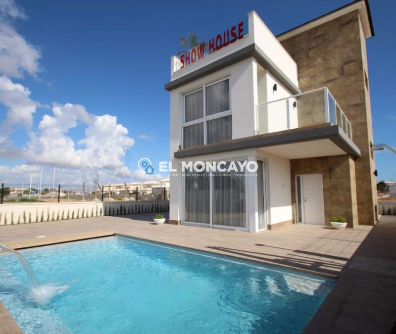Villa - New build - Dehesa de Campoamor - Campoamor