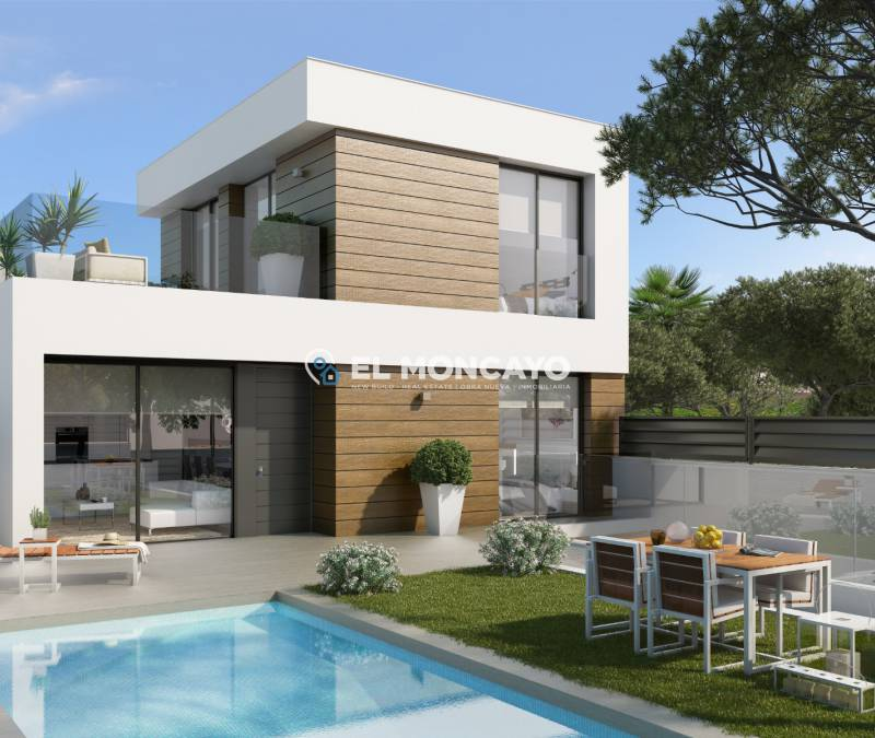 Villa - New build - El Campello - El Campello