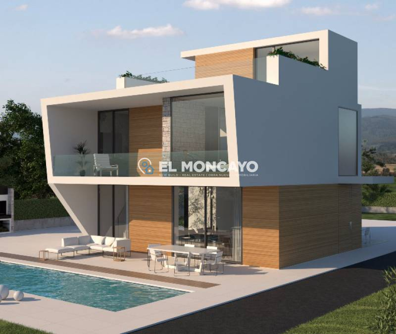 Villa - New build - La Manga del Mar Menor - Cartagena