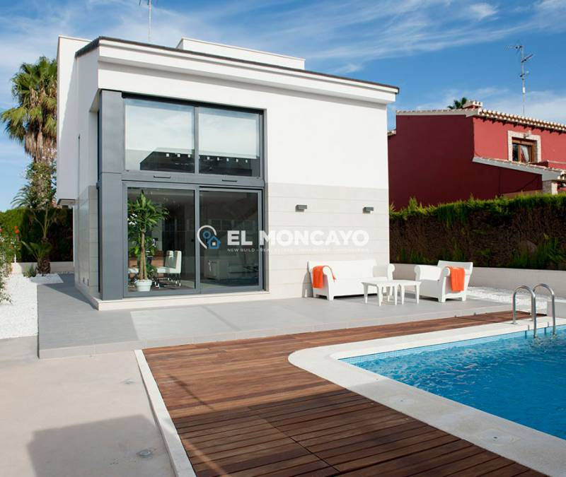 Villa - New build - La Manga del Mar Menor - San Javier