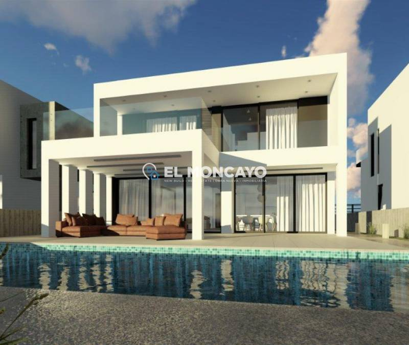 Villa - New build - La Marina - El Pinet Playa