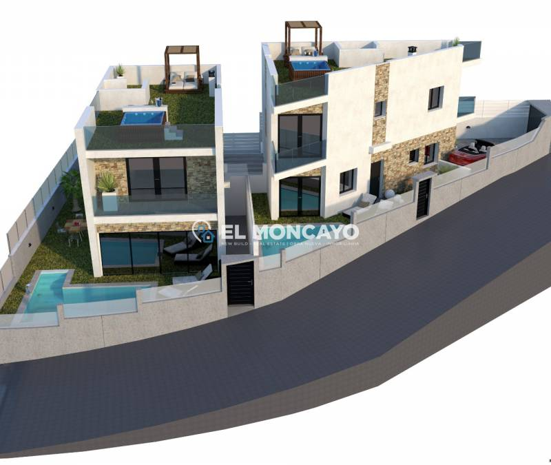 Villa - New build - La Mata - La Mata