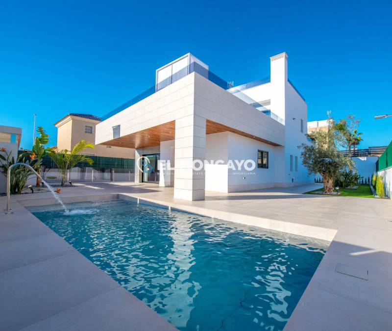 Villa - New build - Orihuela Costa - La Zenia