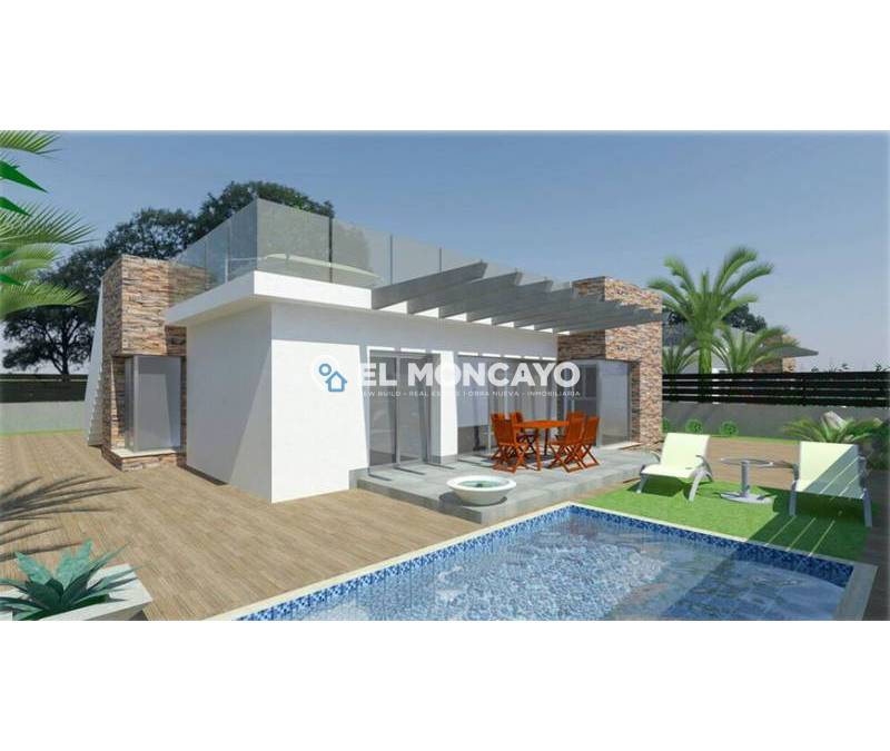 Villa - New build - Polop de la Marina - Altos de Polop