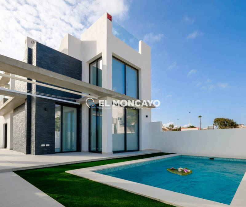 Villa - New build - Torrevieja - Alicante
