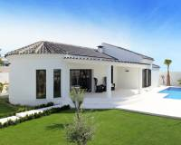 Villa new construction to 4 km from the beach (1)