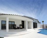 Villa new construction to 4 km from the beach (4)
