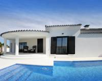 Villa new construction to 4 km from the beach (6)