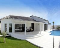 Villa new construction to 4 km from the beach (7)