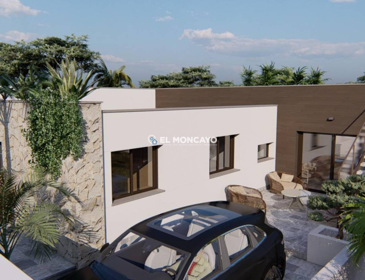 Villa - Nouvelle construction - Los Montesinos - Los Montesinos