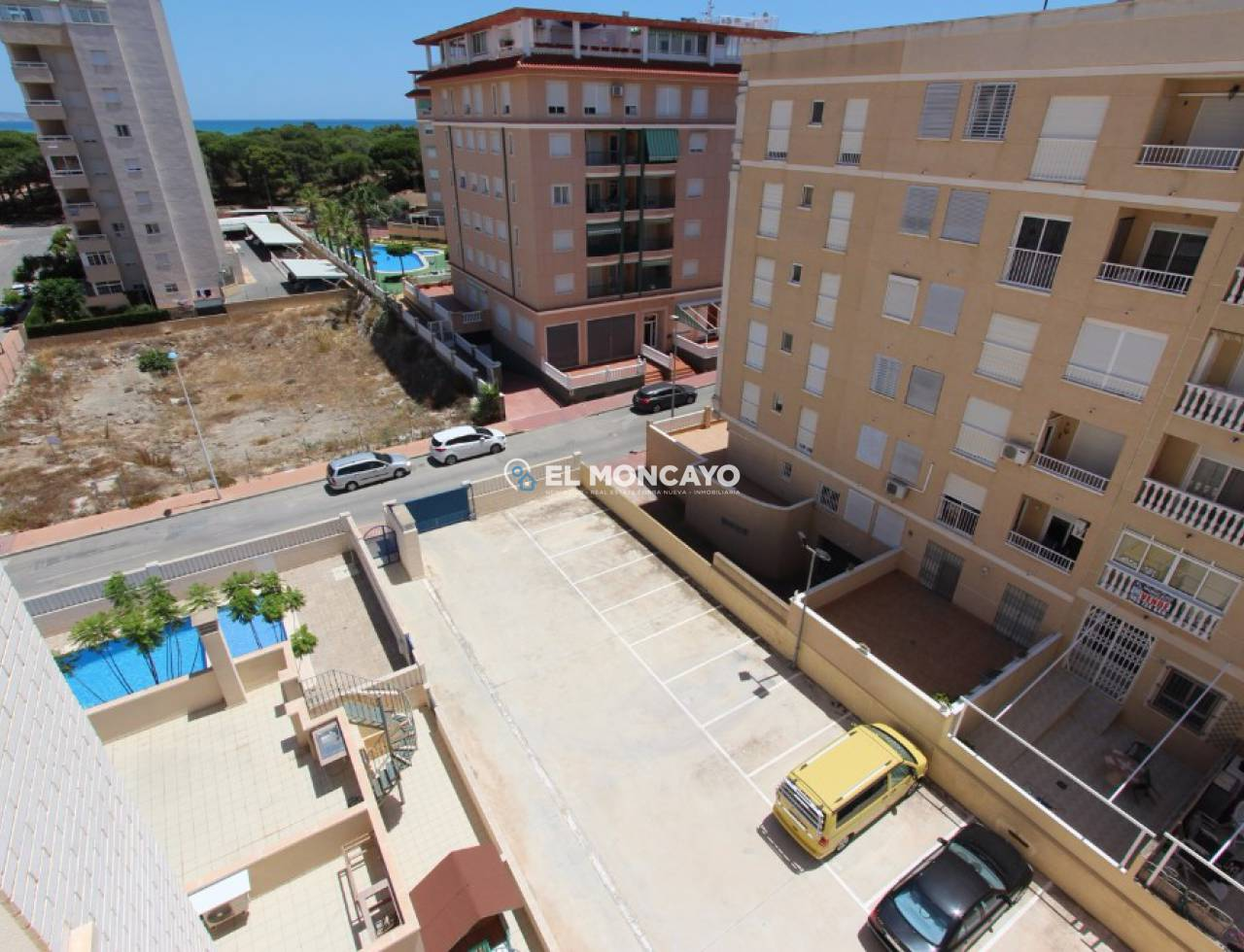 Wiederverkauf - Apartment - Guardamar del Segura - SUP 7 - Sports Port